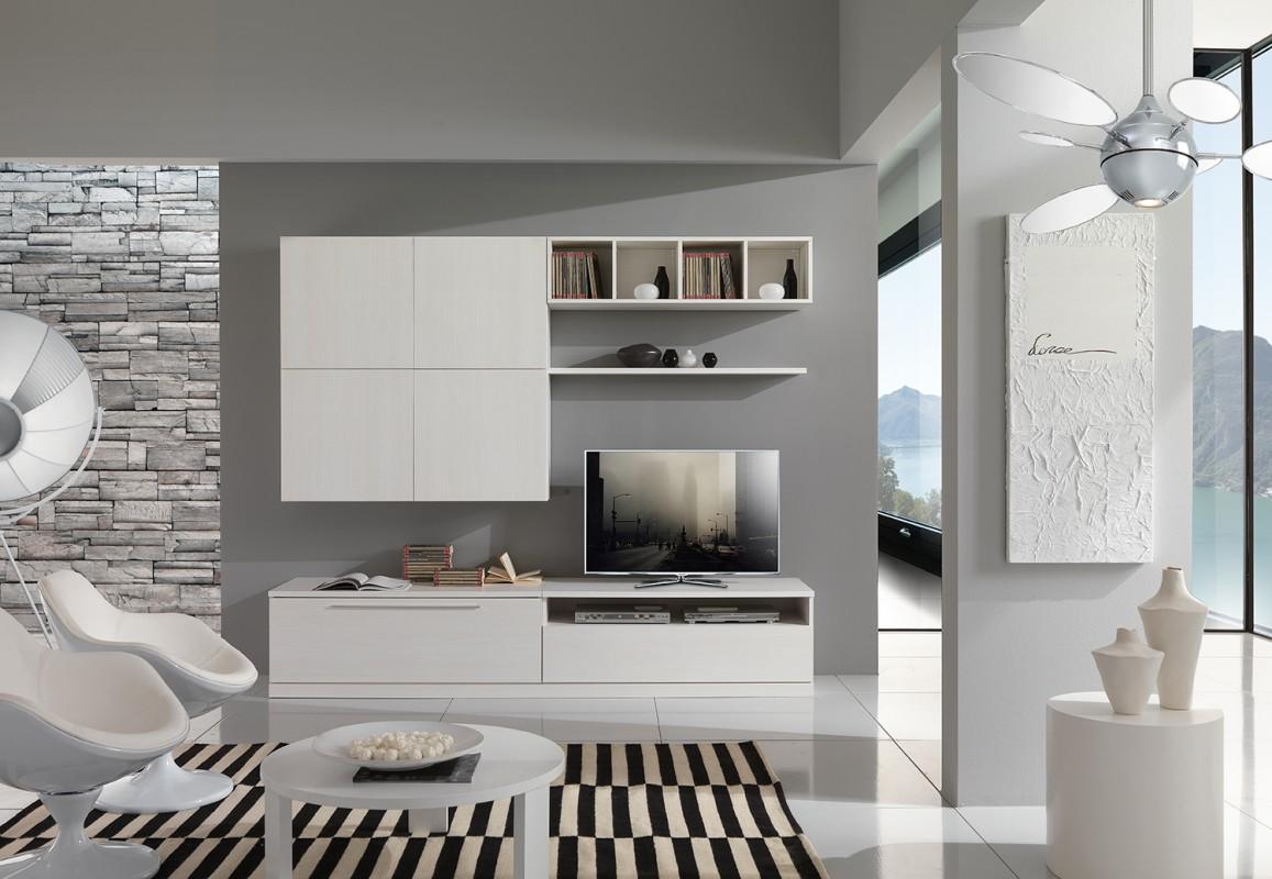 Salotto Moderno Elegante : Come migliorare la percezione dello spazio nel tuo salotto