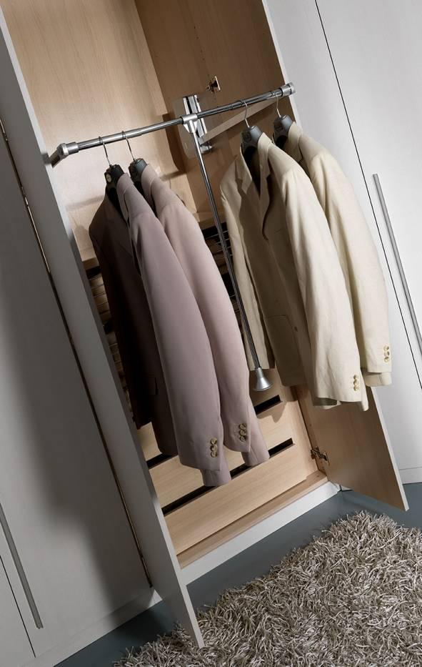 Servetto per armadi per camere da letto Zucca