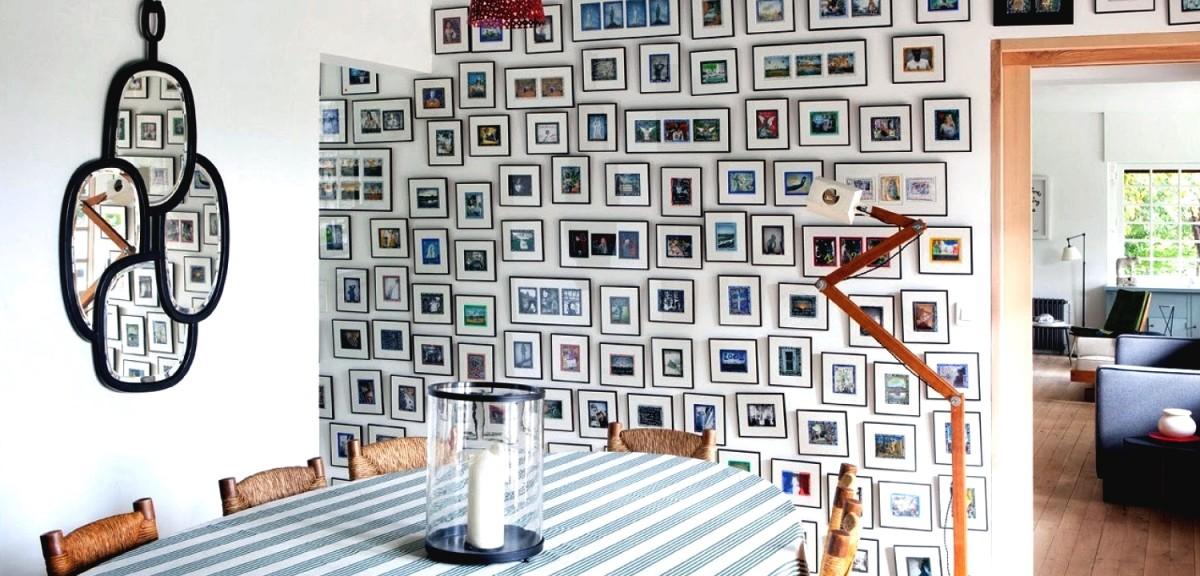 Arredare casa con quadri e cornici
