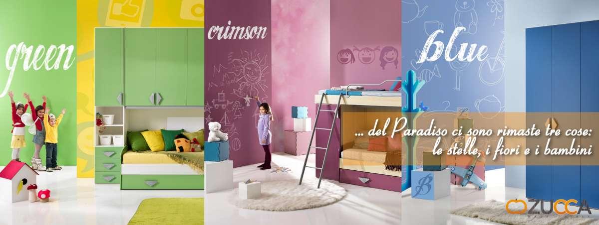 Consigli su come arredare le camere per bambini