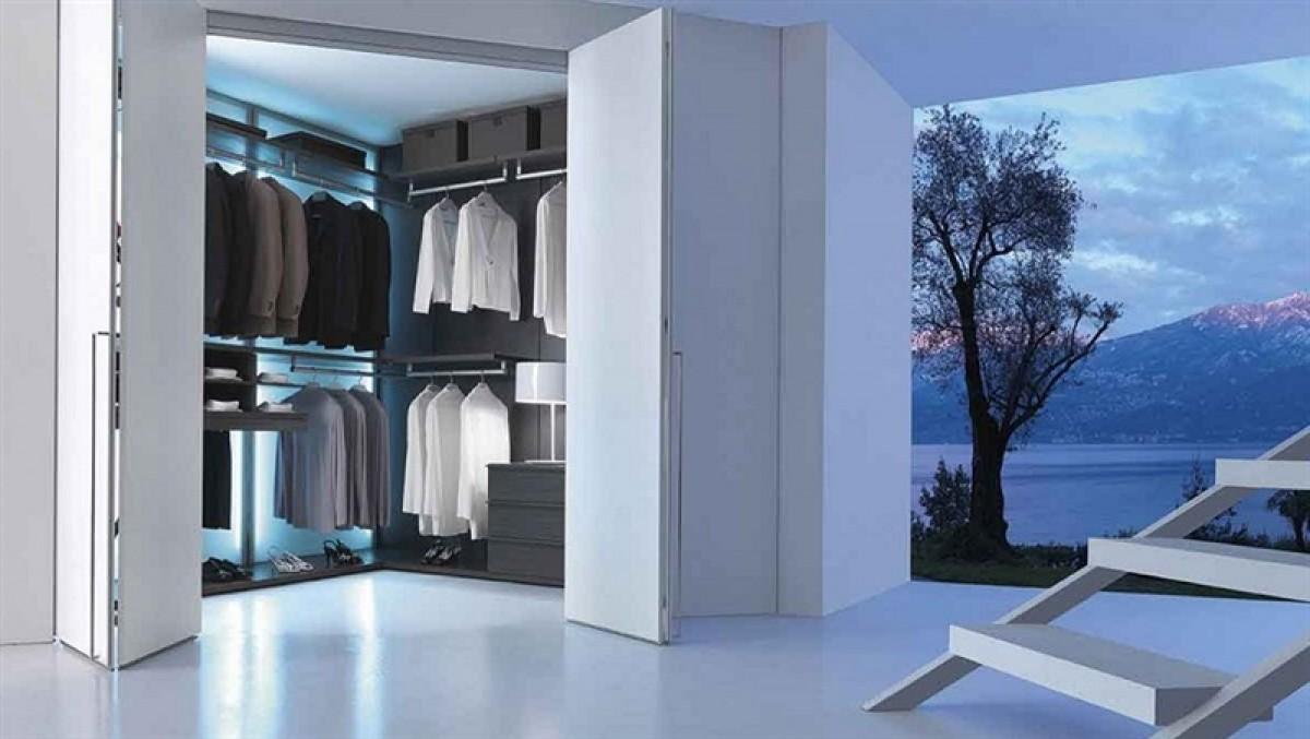 Dimensioni Minime Di Una Cabina Armadio : Cabine armadio sogno alla portata di tutti
