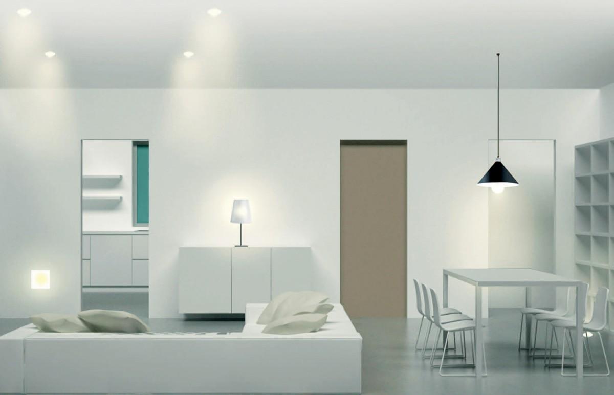Illuminazione: come migliorare la luce in casa