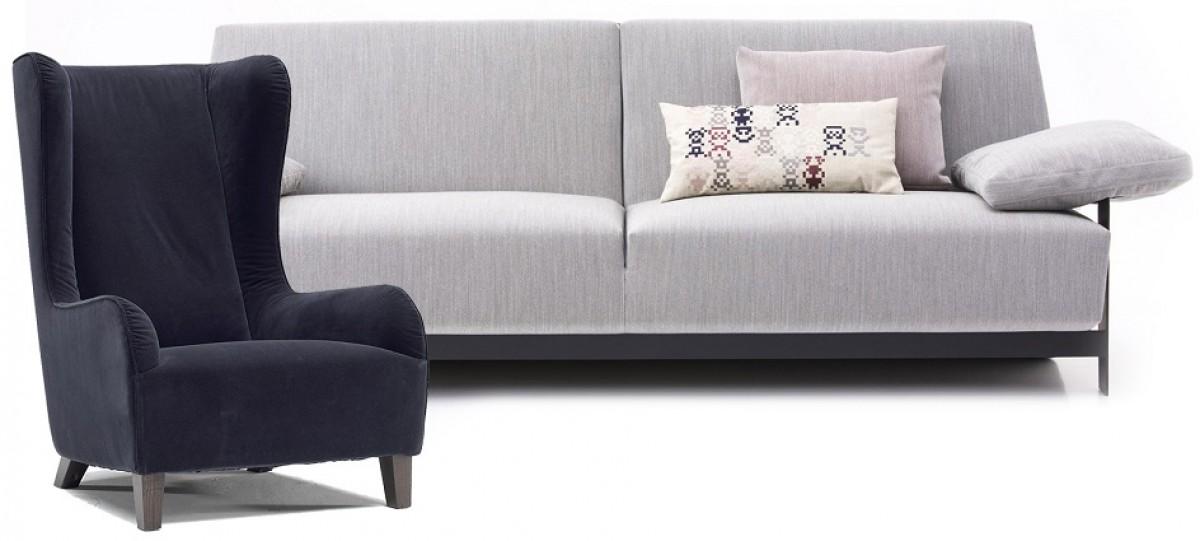 Divani e poltrone: personalizzare il soggiorno